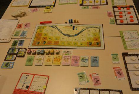 Władcy Doliny: gra planszowa