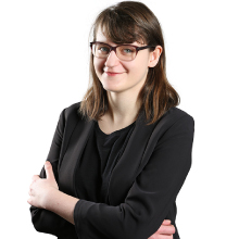 Michalina Kułakowska - senior game designer