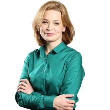 Magdalena Liszka - dyrektor ds. finansowych