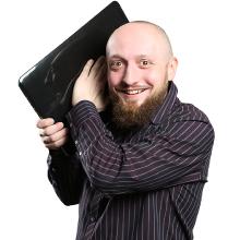 Michał Pająk - senior game designer