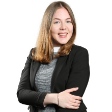 Sarah Nobis -  junior marketing specialist