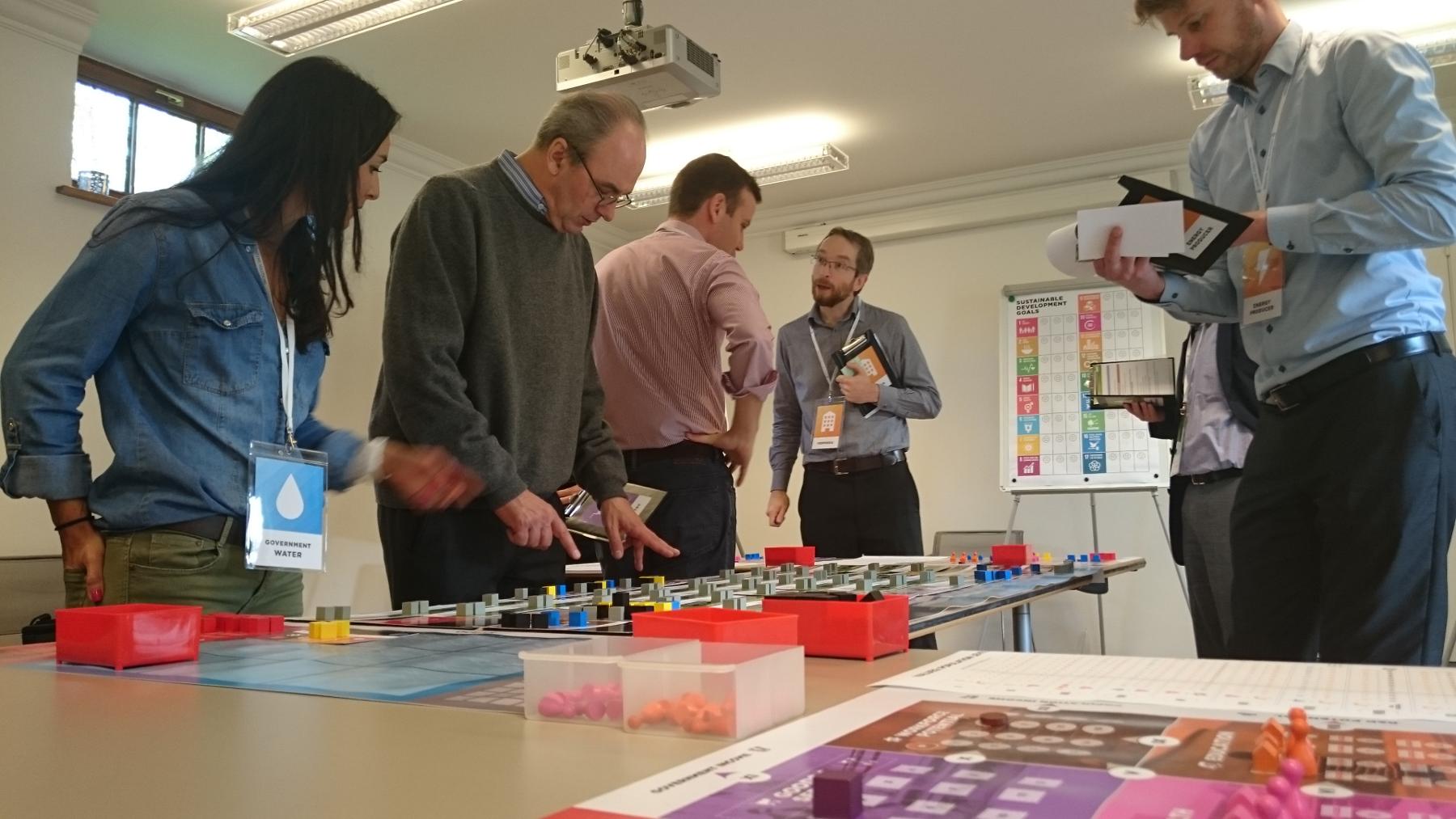 Pierwsze spotkanie Transformative Innovation Labs Workshop