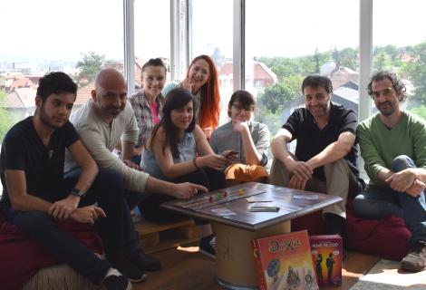 Spotkanie partnerów projektu SUSTAIN w Kluż-Napoce, w Rumunii