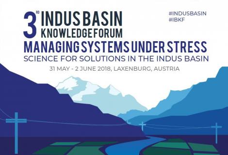 3. Indus Basin Knowledge Forum