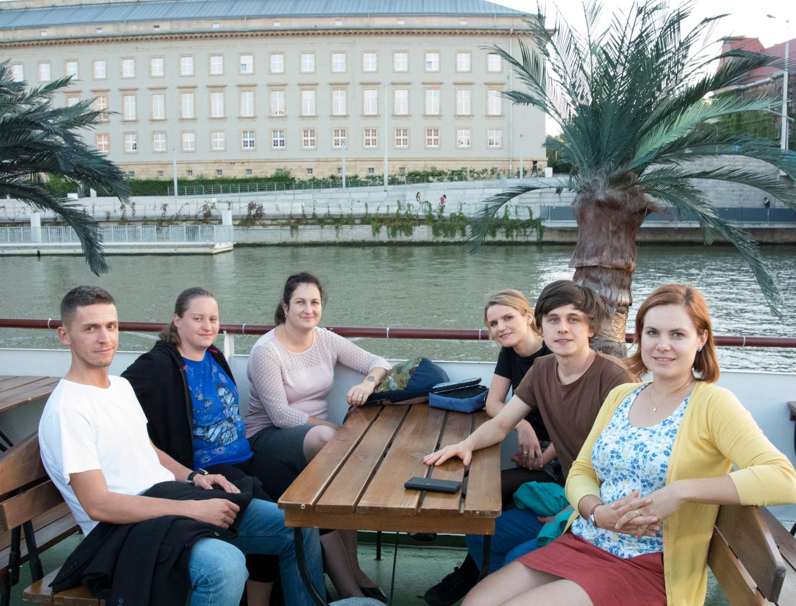 Kolejne spotkanie w projekcie Nauru! Tym razem we Wrocławiu