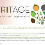 RURITAGE zaprasza do przyłączenia się do projektu w charakterze modeli wzorcowych