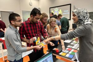 Energy Transition Game dla TU Delft Energy Club