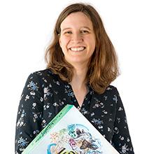 Agata Śliwa - junior game designer