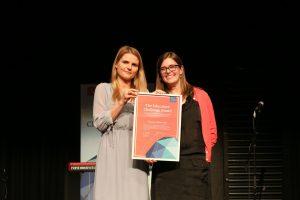 New Shores wśród zwycięzców Educator's Challenge
