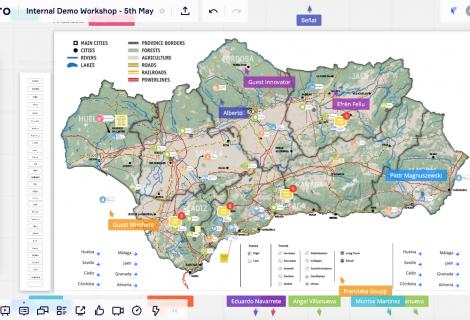Warsztat mapowania elementów systemowych – Forging Resilient Regions