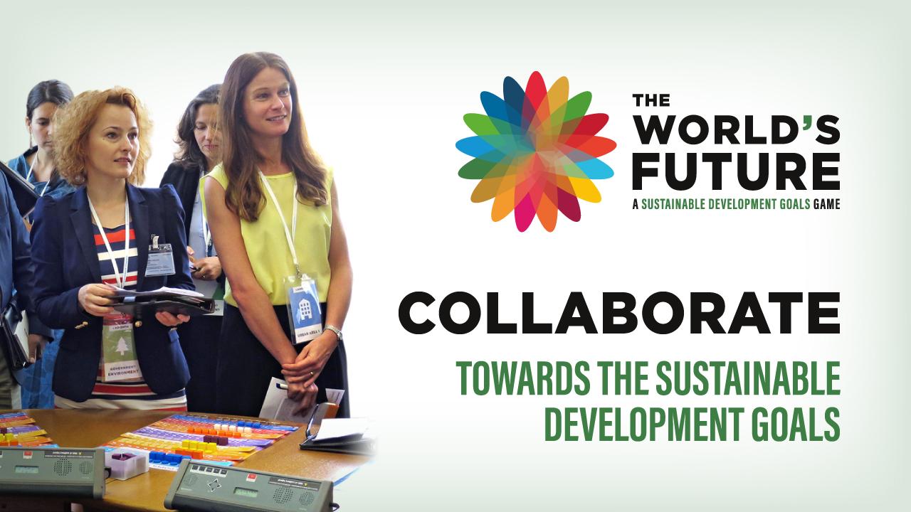 SDG w działaniu! Warsztaty z symulacją The World's Future Online